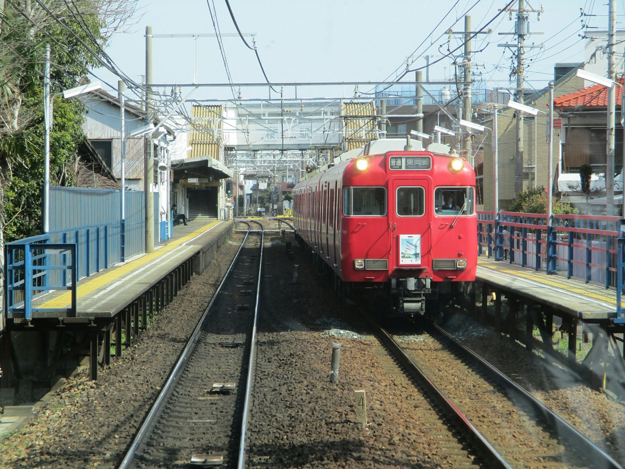 2019.3.27 (37) 弥富いき急行 - 桜(東岡崎いきふつう) 2000-1500