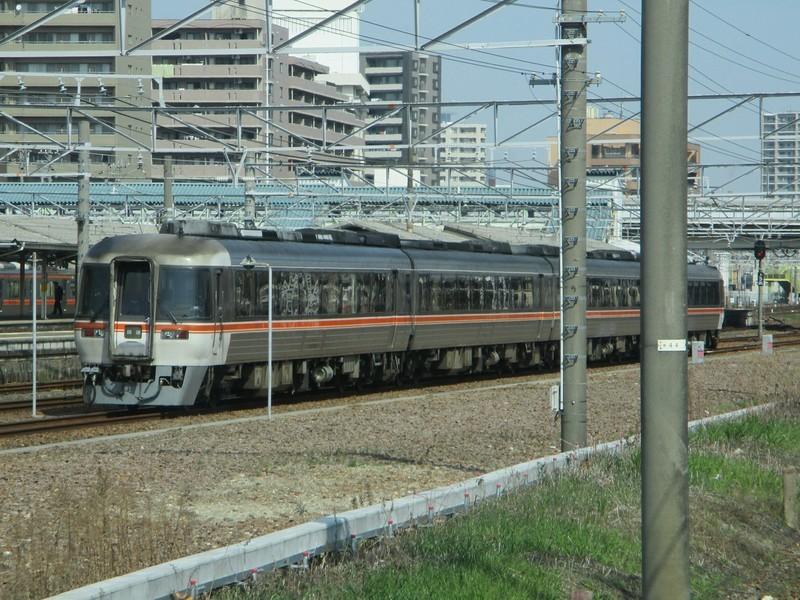 2019.3.27 (45) 弥富いき準急 - 神宮前金山間(JR特急列車) 2000-1500