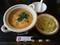 2019.3.27 (59) 浜木綿 - オマールえびのクリームスープと中華麺 1200-900