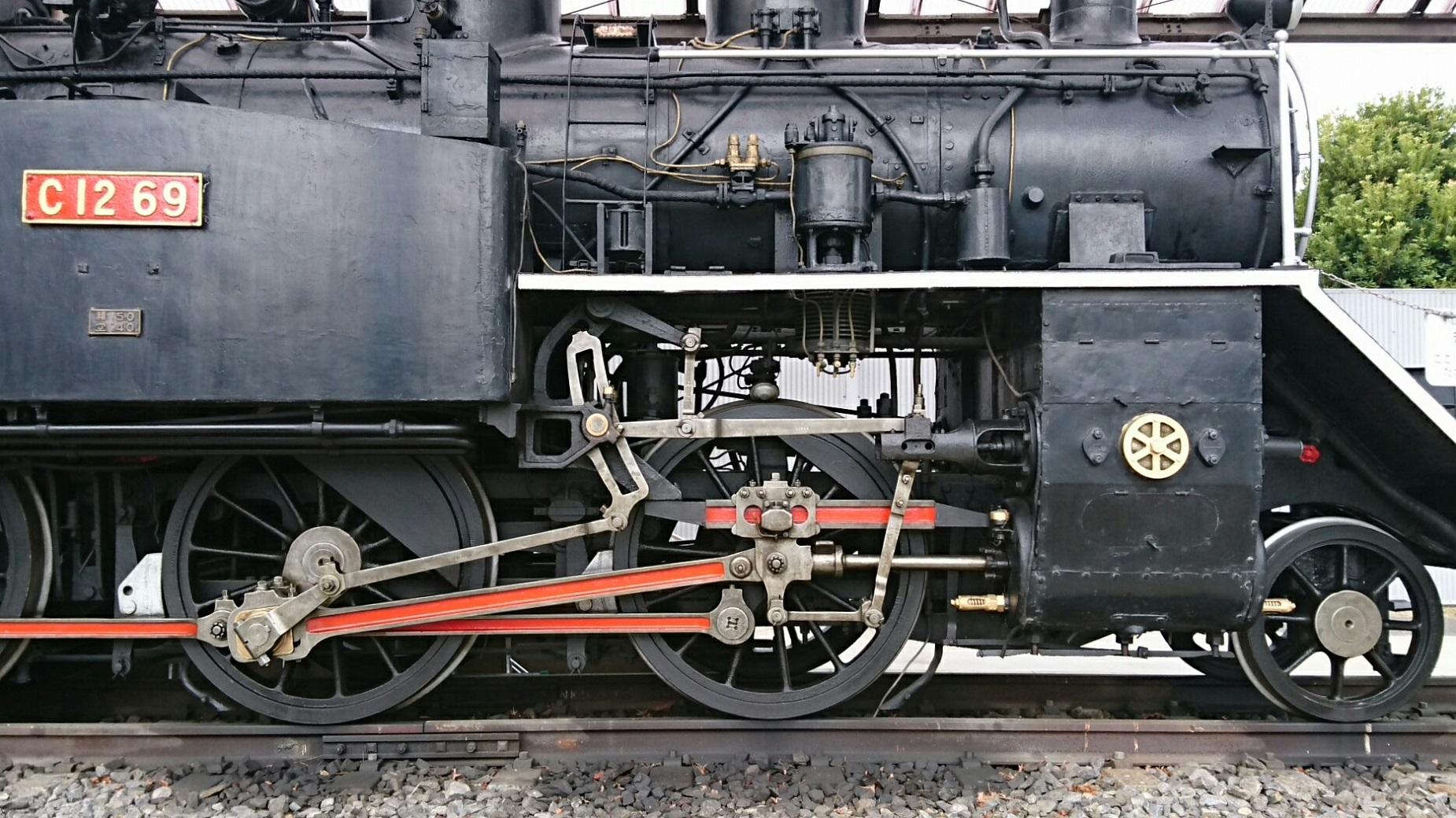 2019.3.28 (5) あんじょうし - 蒸気機関車C12-69(動輪) 1850-1040