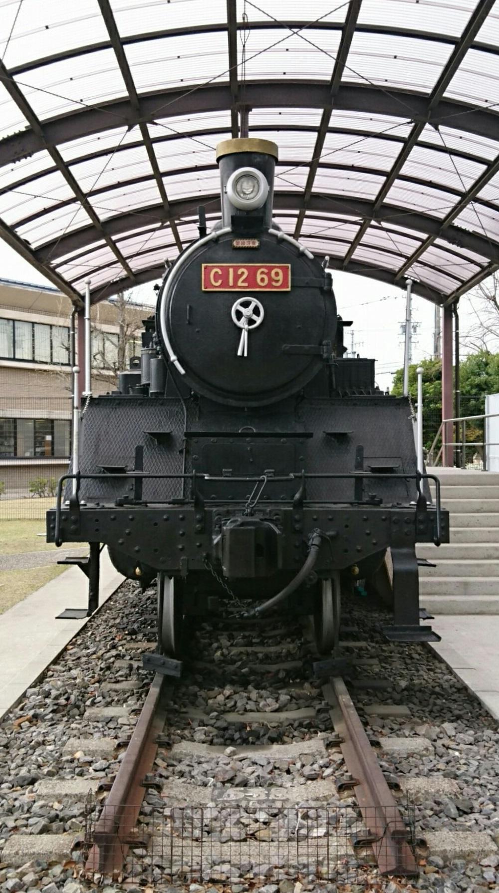 2019.3.28 (9) あんじょうし - 蒸気機関車C12-69(まえ) 1000-1790