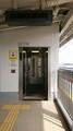 2019.3.29 (4) みなみあんじょう - きたいきホームエレベーター(ホーム)