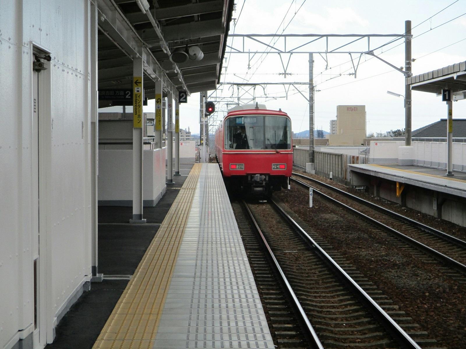 2019.3.31 (12) みなみあんじょう - 吉良吉田いき急行 1600-1200