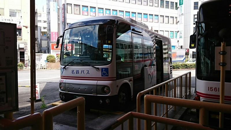 2019.4.3 (1001) 東岡崎 - JRあんじょうえきいきバス 1850-1040