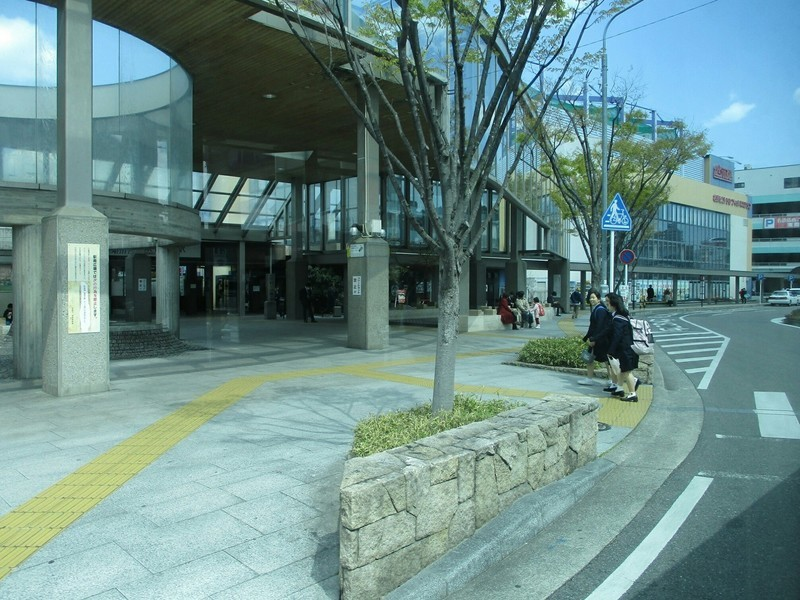 2019.4.3 (19) 美合駅いきバス - 東岡崎 2000-1500