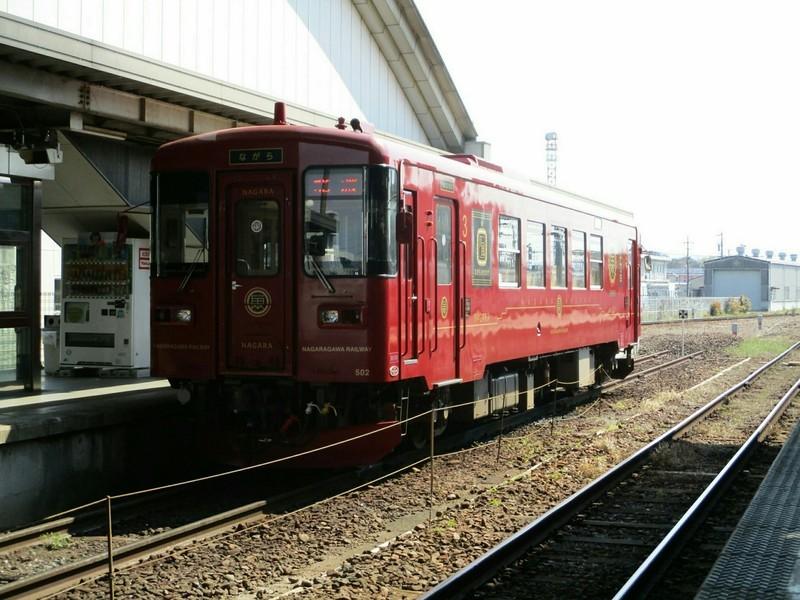 2019.4.4 (31) 美濃太田 - ながら 2000-1500