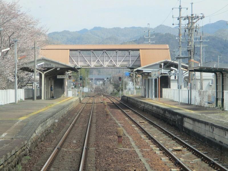 2019.4.4 (46) 下呂いきふつう - 中川辺 1600-1200