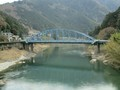 2019.4.4 (121) 白川橋からかわしもに飛泉橋をみる 1800-1350