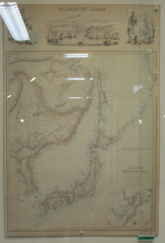 2019.4.4 (135-1) イギリスのつくったにほん地図(美濃白川楽集館) 1050-1550