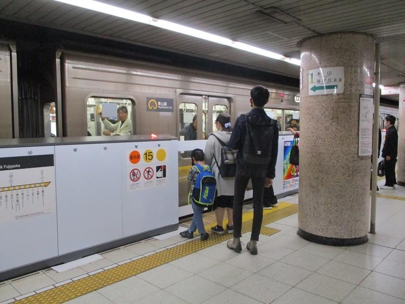 2019.4.5 (8) 今池 - 藤が丘いき 1600-1200