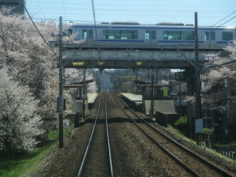 2019.4.9 (2) 豊川稲荷いき急行 - 岡崎公園前 2000-1500