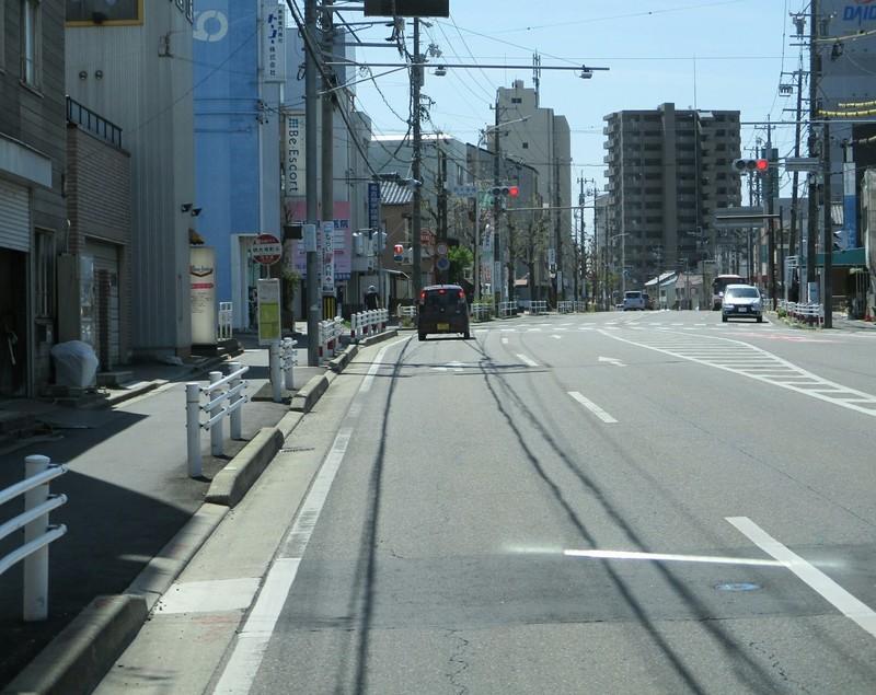 2019.4.9 (7) JR岡崎駅いきバス - 明大寺町バス停 1700-1350