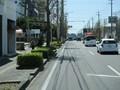 2019.4.9 (10) JR岡崎駅いきバス - 岡崎警察署前バス停 2000-1500