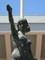 2019.4.9 (13) 岡崎市体育館 - 「静動」銅像 1500-2000