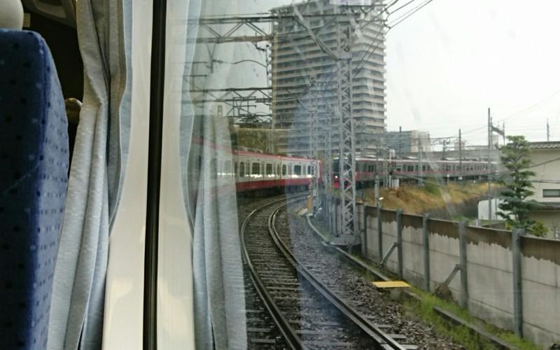 2019.4.14 (2) 岐阜いき特急 - 岐阜てまえ(豊橋いき急行) 1680-1050