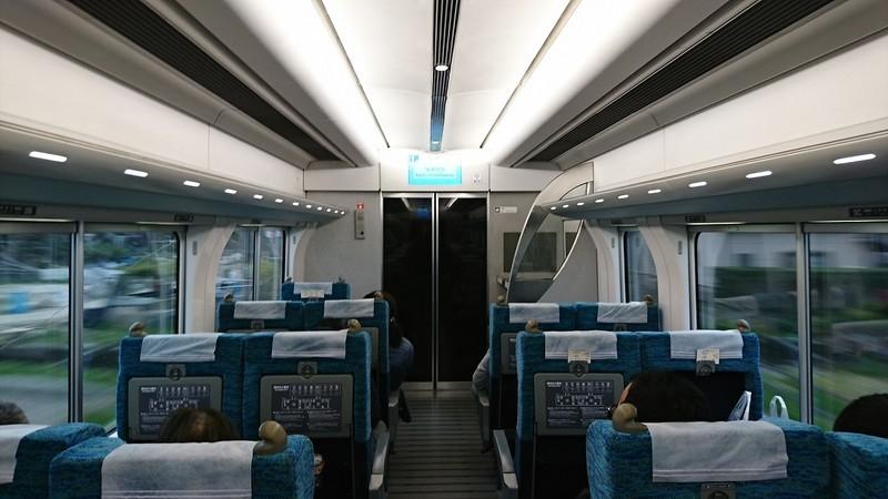2019.4.14 (8) 豊橋いき快速特急 - 宇頭矢作橋間 1280-720