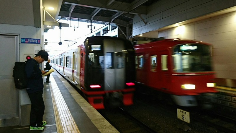 2019.4.14 (11) 東岡崎 - 豊橋いき快速特急(うしろ) 1280-720