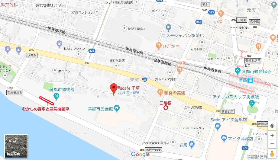 2019.3.26 (99) 蒲郡市博物館の地図 920-530