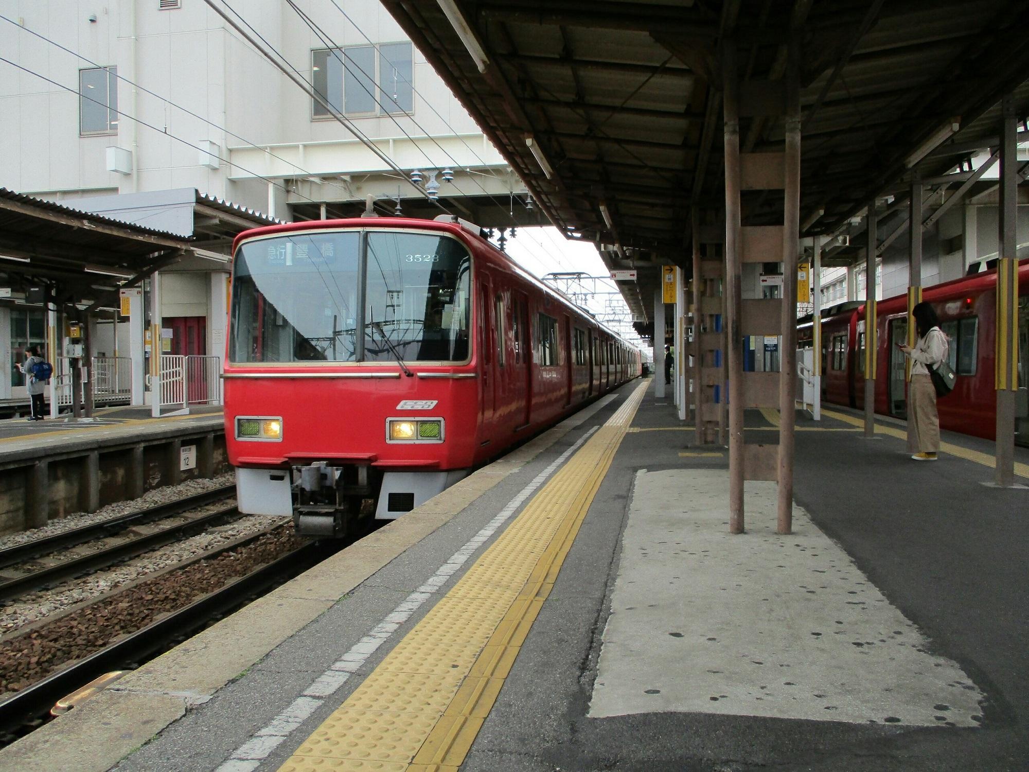 2019.4.19 (6) しんあんじょう - 豊橋いき急行 2000-1500