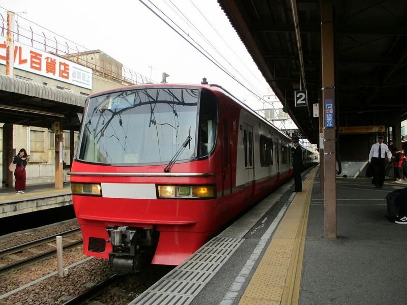 2019.4.19 (8) 東岡崎 - 岐阜いき特急 2000-1500