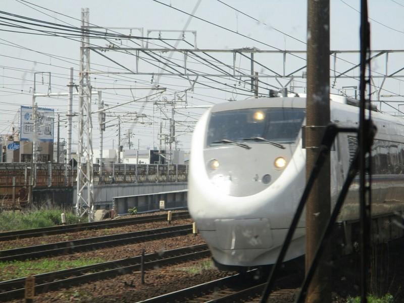 2019.4.22 (3) 一宮いき急行 - 名古屋栄生間(しらさぎ) 1200-900