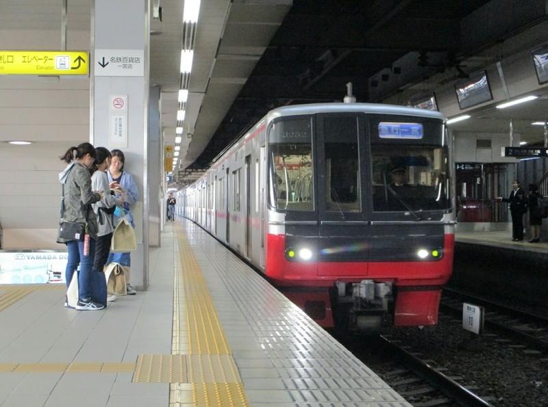 2019.4.22 (40) 一宮 - 一宮いき急行 1600-1190