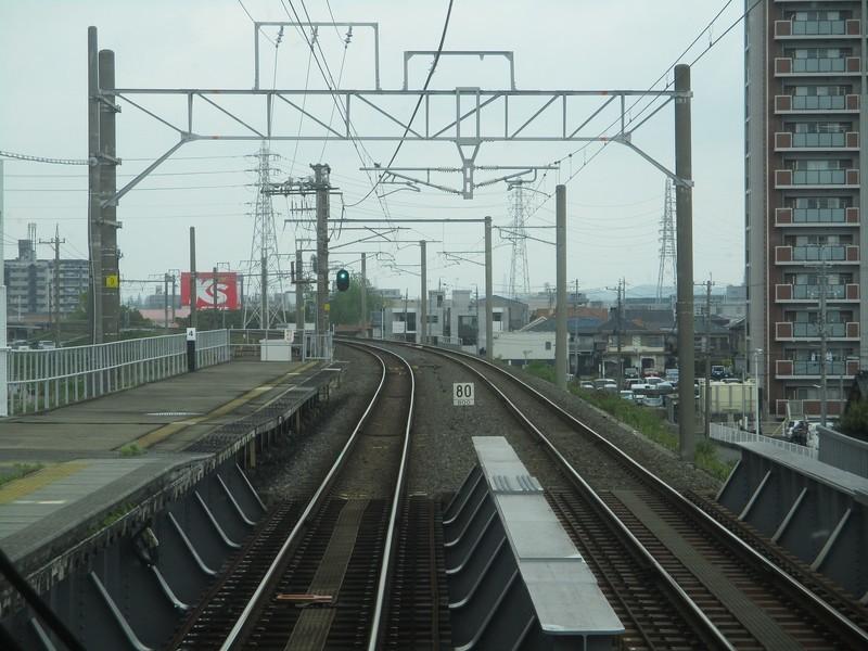 2019.4.25 (24) 高蔵寺いきふつう - 北岡崎しゅっぱつ 1800-1350