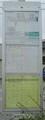 2019.4.25 (50) 北野桝塚バス停 - 時刻表 800-2130