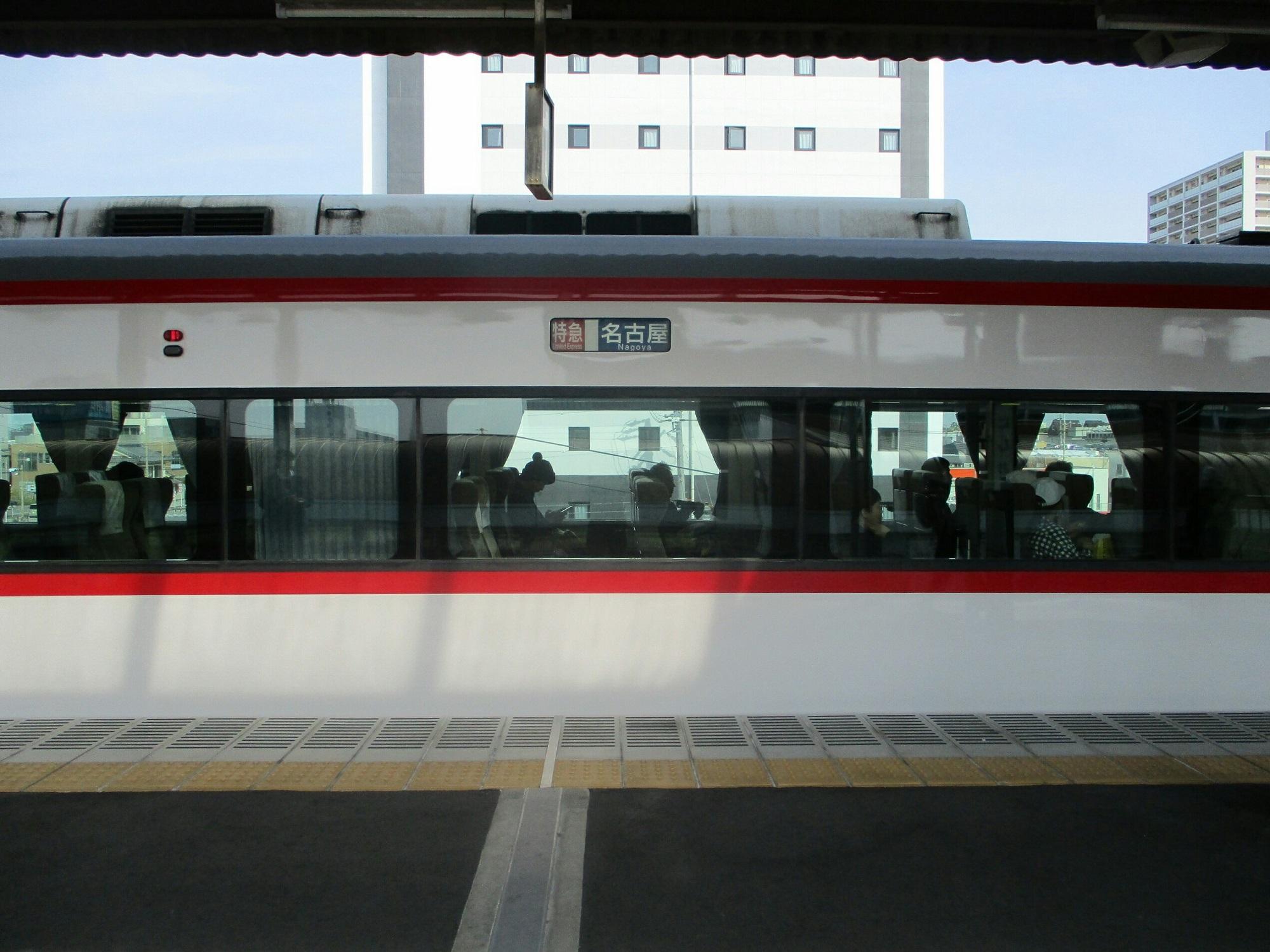 2019.5.3 (4) 西尾 - 名古屋いき特急 2000-1500