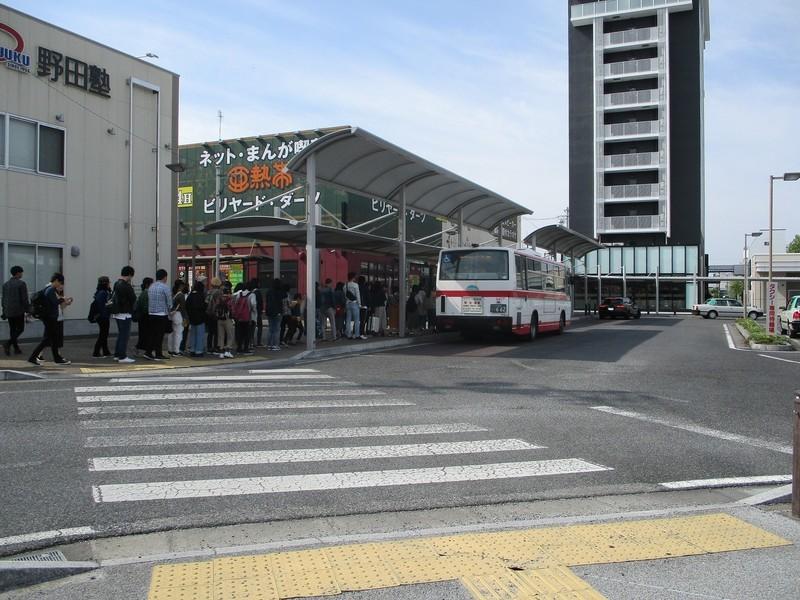2019.5.3 (6) 西尾 - 一色さかなひろばいきバス 1600-1200