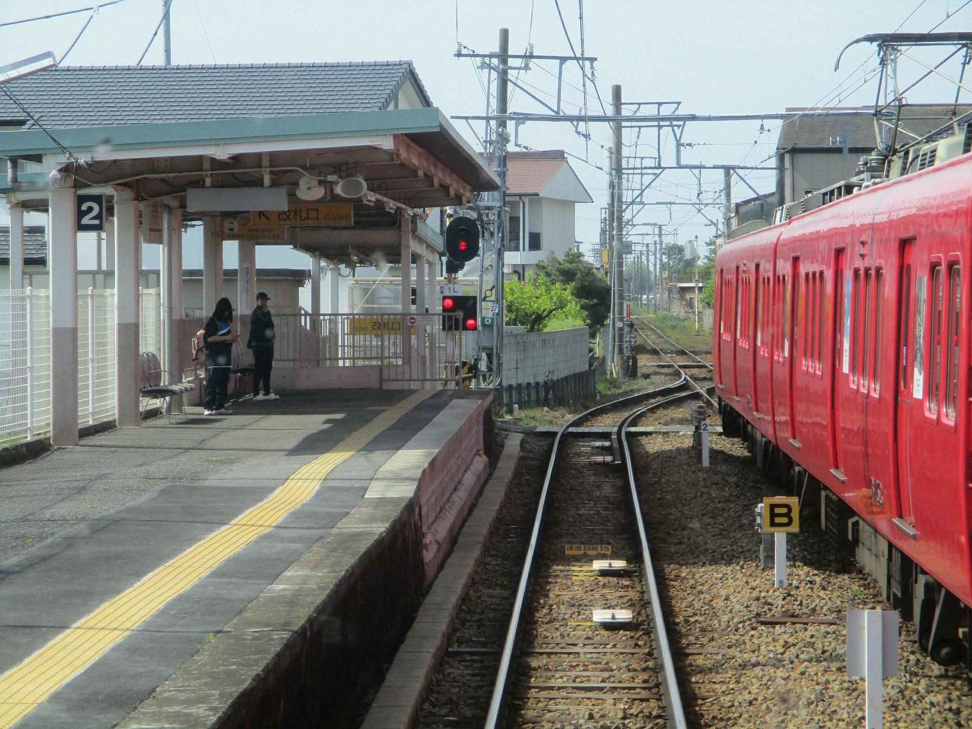 2019.5.3 (15) 吉良吉田いき急行 - 上横須賀(佐屋いき急行) 2000-1500