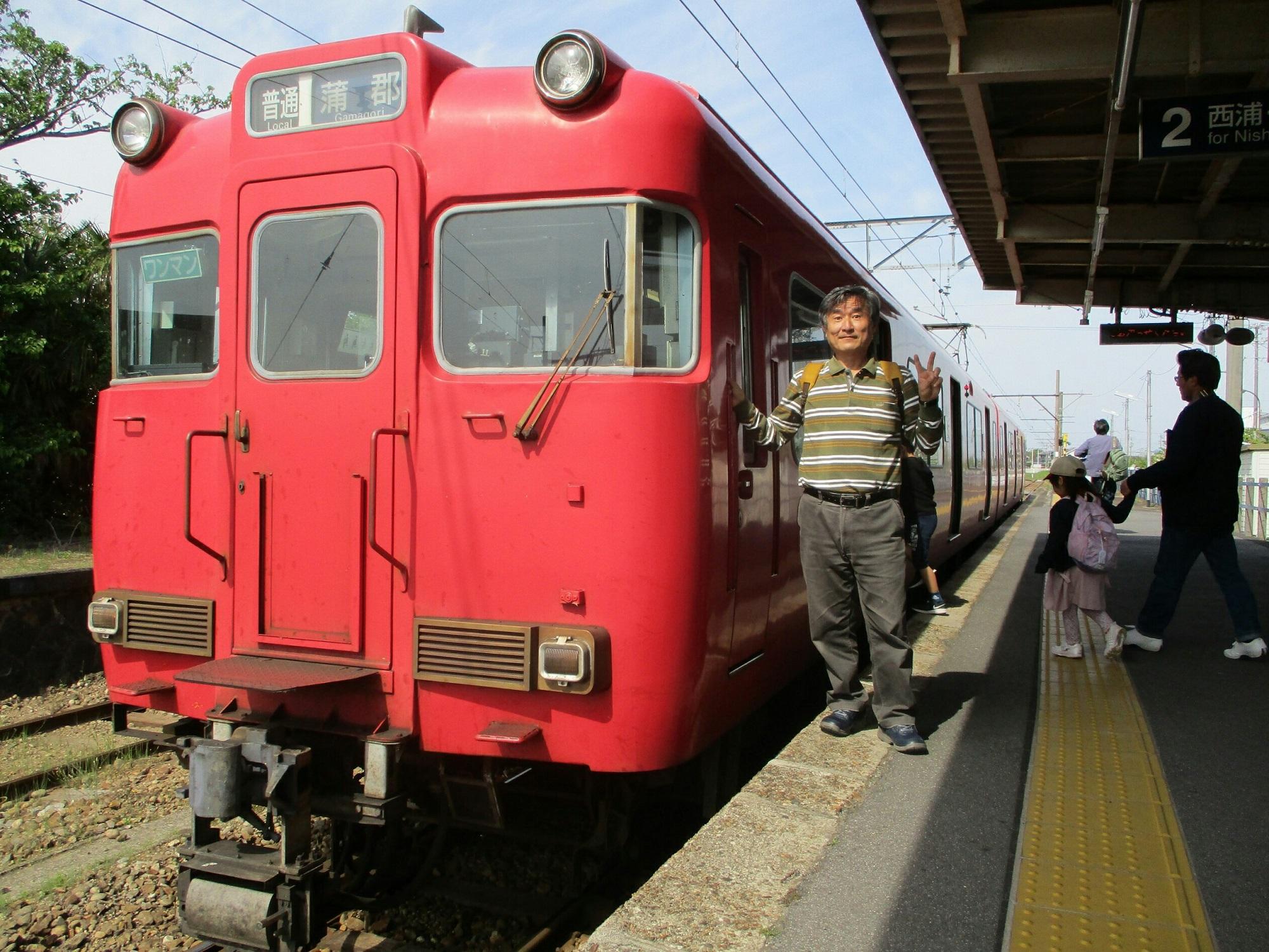 2019.5.3 (19) 吉良吉田 - 蒲郡いきふつう 2000-1500