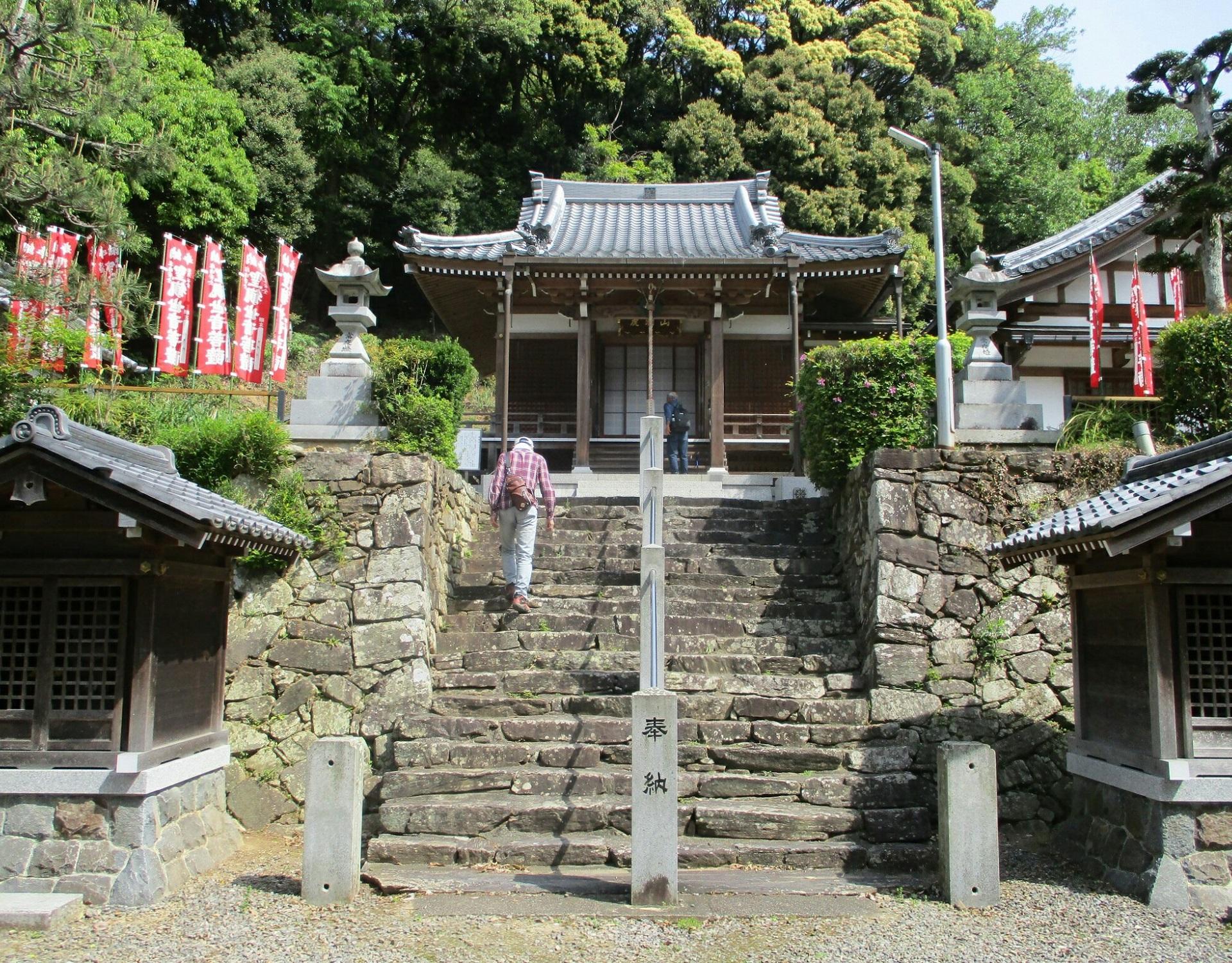2019.5.3 (31) はずゆめヲーク - 竜蔵院 1920-1500