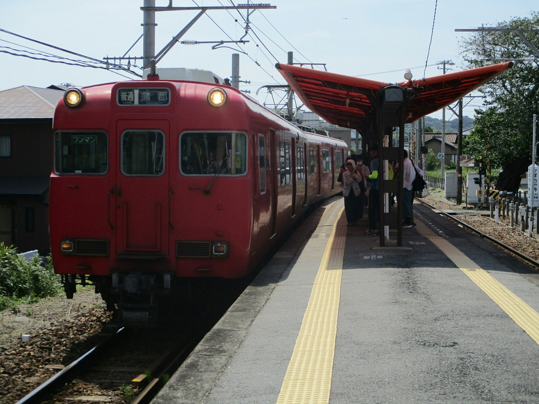 2019.5.3 (79) 東幡豆 - 蒲郡いきふつう 1800-1350