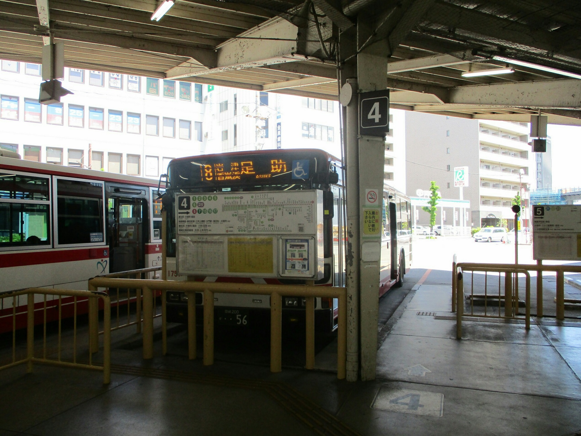 2019.5.7 (12) 東岡崎 - 足助いきバス 2000-1500