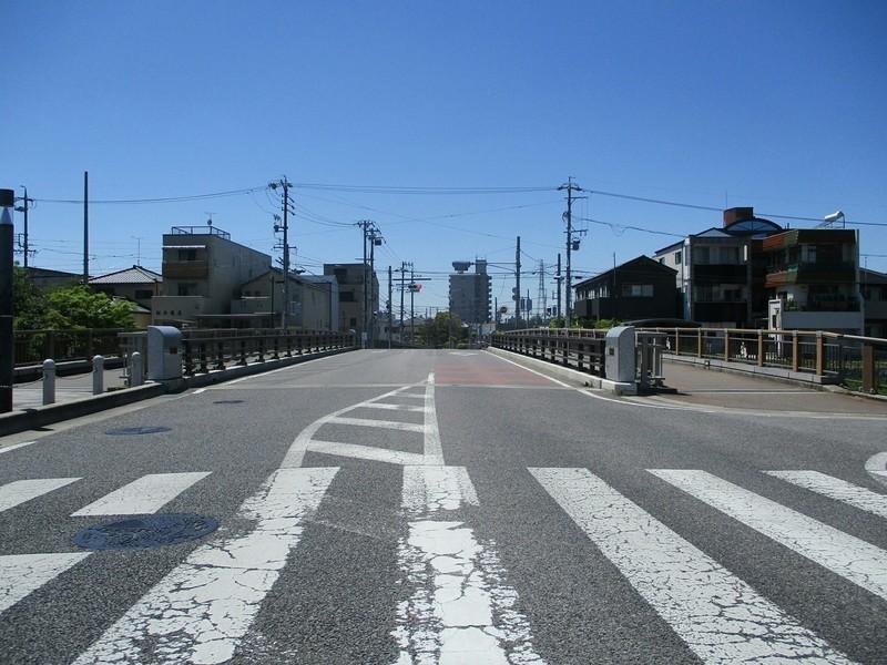 2019.5.7 (29) 岡崎城下27まがり - 「を」(三清橋) 1600-1200
