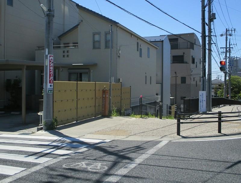 2019.5.7 (30) 岡崎城下27まがり - 「を」 1580-1200