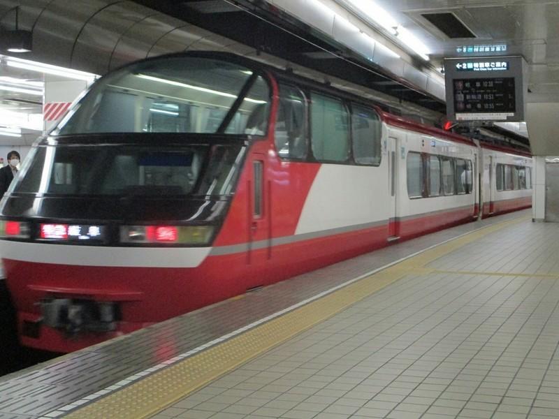 2019.5.8 (3) 名古屋 - 岐阜いき特急 1200-900