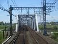 2019.5.8 (12) 松阪いき急行 - 庄内川鉄橋 2000-1500