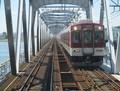 2019.5.8 (20) 松阪いき急行 - 木曽川鉄橋(名古屋いき準急) 1580-1200
