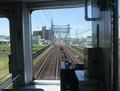 2019.5.8 (36) 松阪いき急行 - 海蔵川をわたる 1580-1200