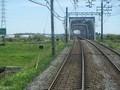2019.5.8 (43) 松阪いき急行 - 鈴鹿川鉄橋 1800-1350
