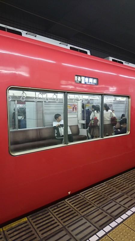 2019.5.8 (1003) 名古屋 - 東岡崎いきふつう 1080-1920