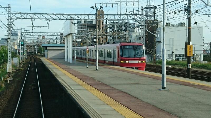 2019.5.8 (1008) 東岡崎いきふつう - 山王(名古屋いき特急) 1440-810