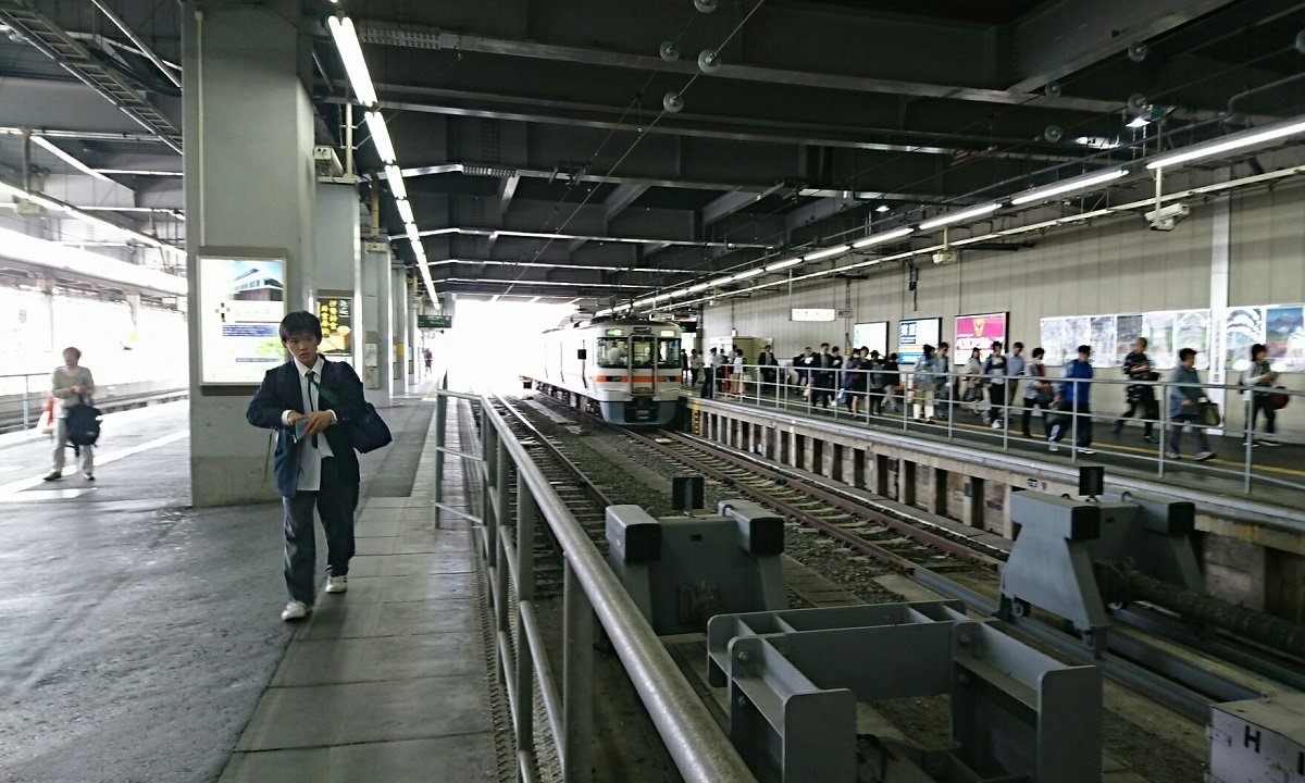 2019.5.10 (1001) 豊橋 - 飯田線電車 1200-720