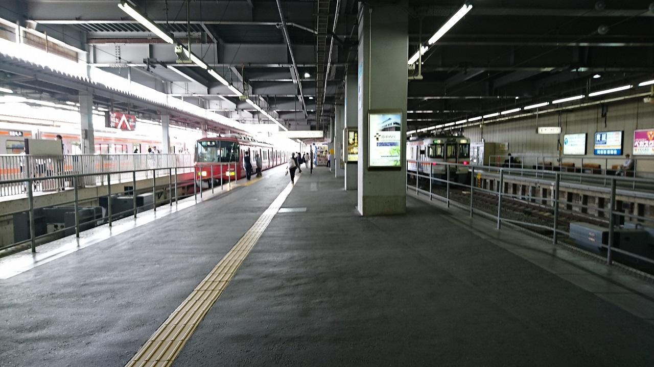 2019.5.10 (1002) 豊橋 - 岐阜いき急行と飯田線電車 1280-720