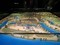 2019.5.16 (58) 刈谷市歴史博物館 - 刈谷城模型(全体) 2000-1500