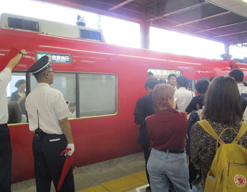 2019.5.17 (6) 金山 - 吉良吉田いき急行 1730-1350