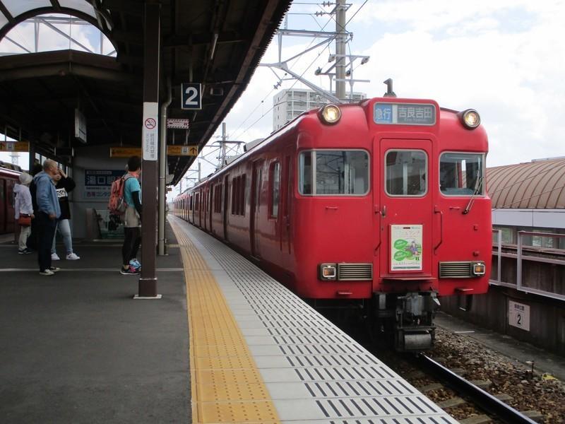2019.5.19 (4) 西尾 - 吉良吉田いき急行 2000-1500