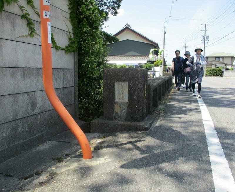 2019.5.19 (17) 西幡豆 - 小野ケ谷川門内橋 1470-1200